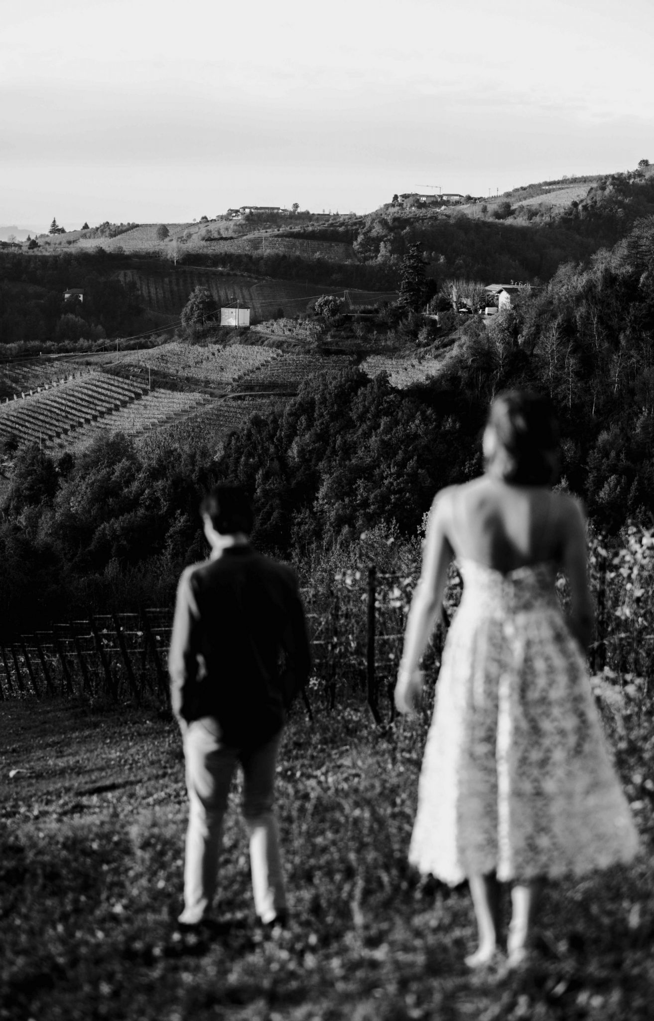 Langhe Countryside Wedding, Piedmont, Italy | Casa di Langa
