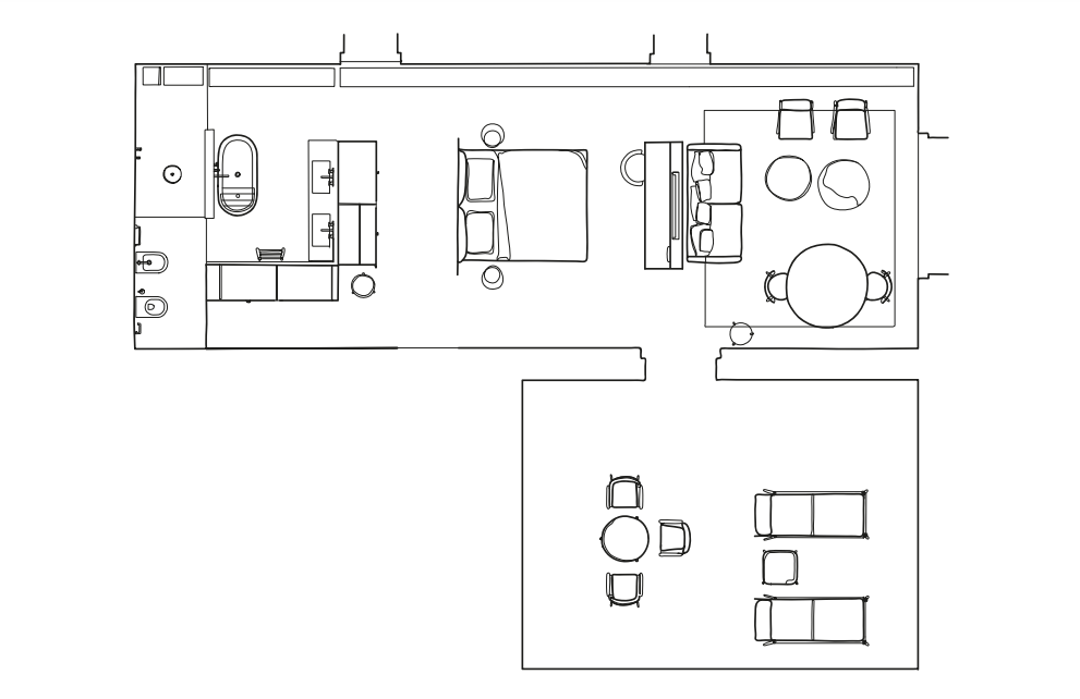suitealtalanga floorplan 1